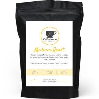 Medium Roast Packaging