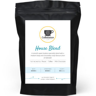 House Blend Packaging