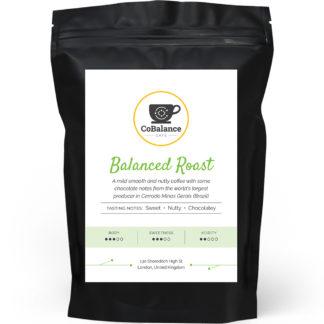 Balanced Roast Packaging