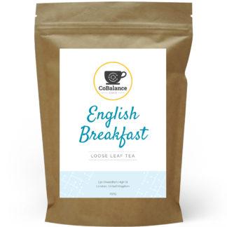 English Breakfast Packaging