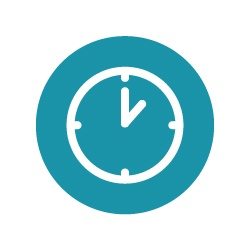 Coworking by the Hour Icon